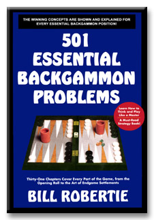 501 Essential Backgammon Problems Pdf